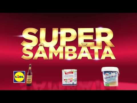 Super Sambata la Lidl • 16 Iunie 2018