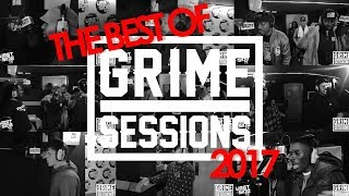 Grime Sessions - Best of 2017
