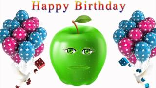Funny Happy Birthday to you Song Congratulations and  greetings