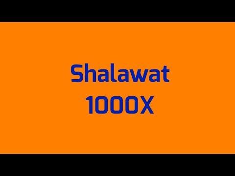 shalawat 1000x di baca setiap hari