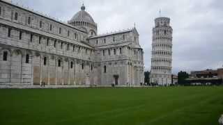 20141122 112040 Battistero - Doumo - Torre Pendente - Pisa - Italy