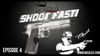 1911 Pistol review with Jerry Miculek