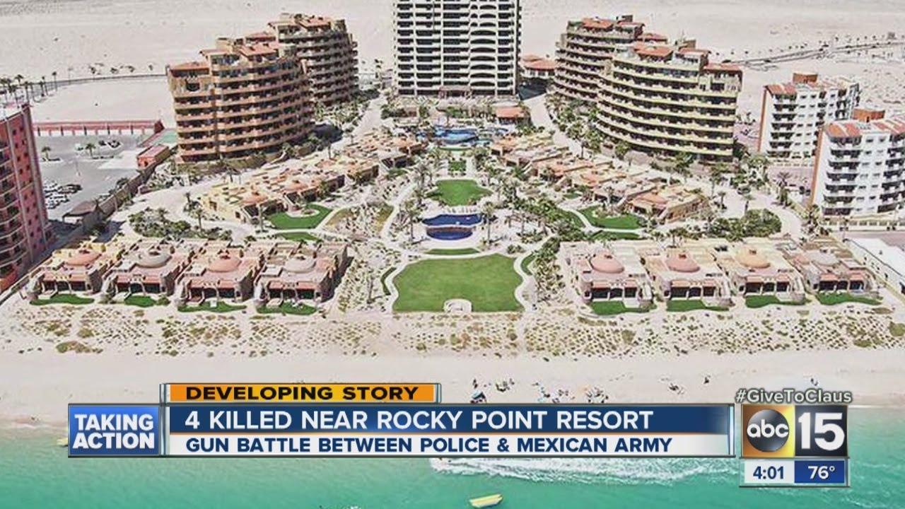 Rocky Point Park And Beach