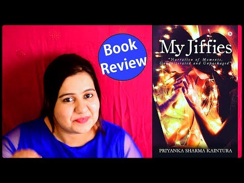 My Jiffies by Priyanka Sharma Kaintura | 2 Minute Book Review