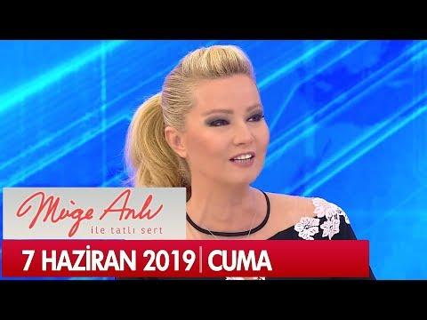Müge Anlı ile Tatlı Sert 7 Haziran 2019 - Tek Parça