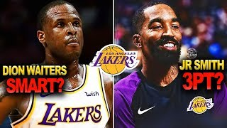 Gambar cover The Los Angeles Lakers Free Agent Signing AFTER All Star Break Is...?