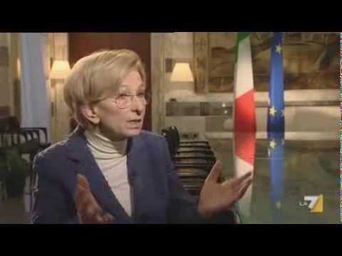 Italian Foreign Minister Emma Bonino interviewed by Frediano Finucci on Mrs Shalabayeva's case