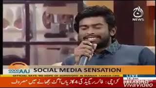 Pakistani Arijit Singh singing Channa Mereya