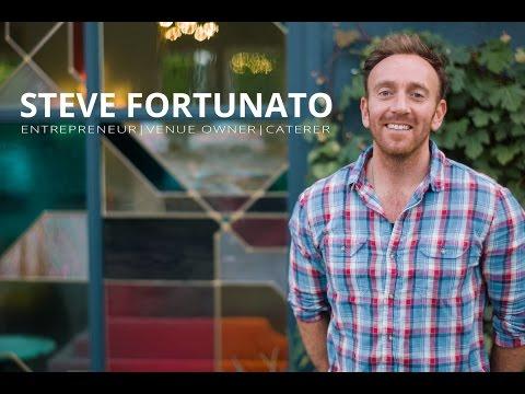 Steve Fortunato - Entrepreneur | Caterer | Venue Owner