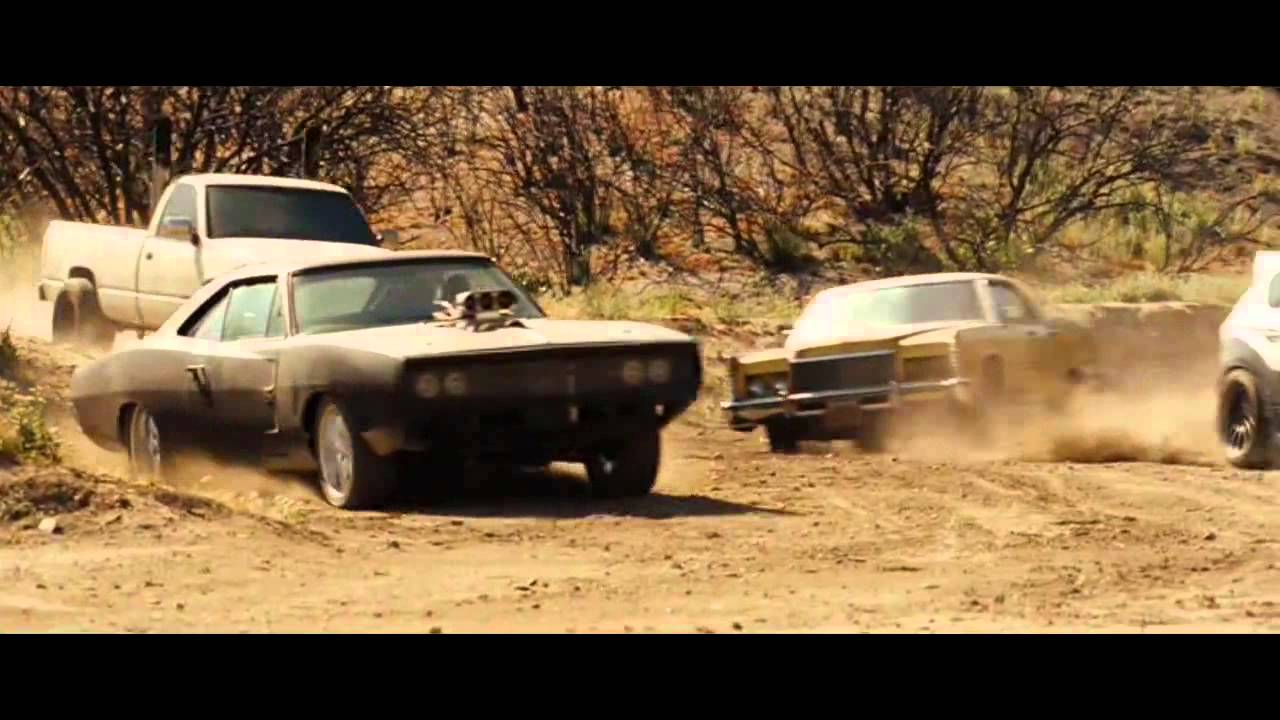 Fast & Furious 1,3,4,5,6 history of the Dodge Charger/Форсаж1-6