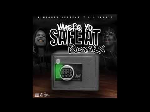 """Track Of the Week: Almighty Suspect's """"WhereYoSafeAt"""" Remix ft. Lil Yachty"""