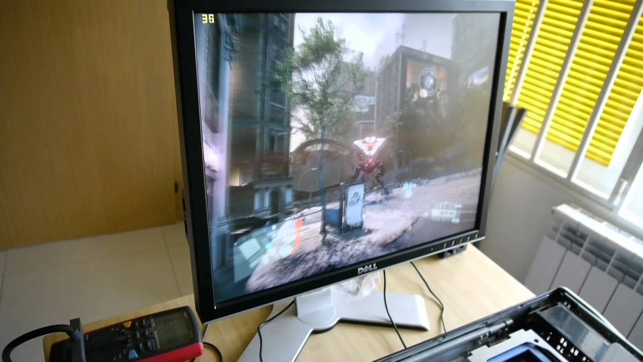 Dell Precision T5400 NVIDIA Quadro FX4600 Graphics Vista