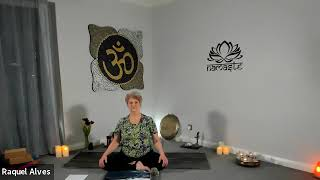 Savasana - with body awareness/breath