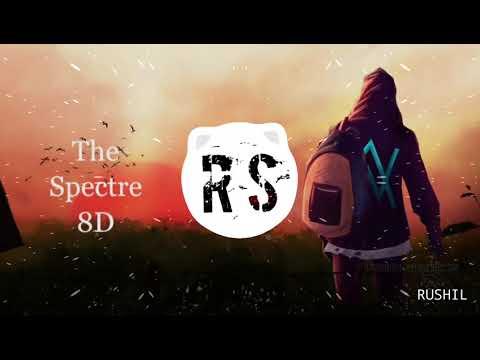 Alan Walker   The Spectre 8D