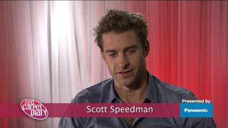 Scott Speedman of 'Edwin Boyd' at the Toronto Film Festival 2011
