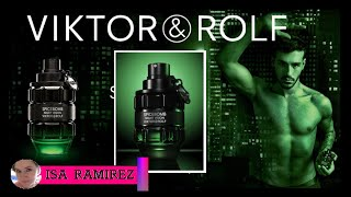SPICEBOMB NIGHT VISION Viktor & Rolf reseña de perfume para hombre