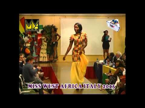 Miss West Africa Italy 2013 Insight