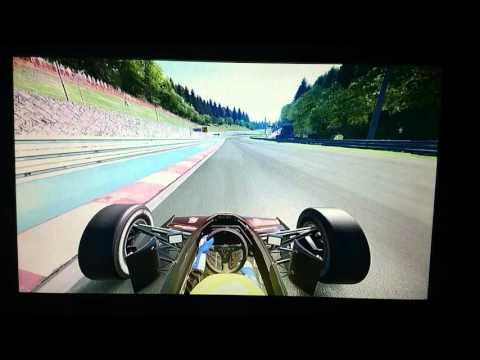 TRL_LIGHTNING Hotlap Gran Turismo 6 - Lotus 97T - Mied-Field Raceway - 47.995