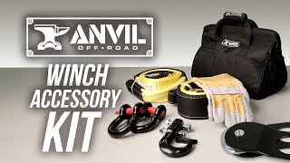 Anvil Off-Road Winch Accessory Kit