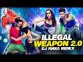 Illegal Weapon 2.0 (Remix) | DJ Rhea | Varun Dhawan | Shraddha Kapoor | Street Dancer 3D