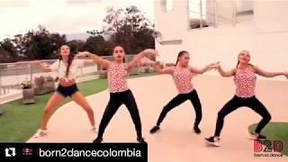 Karol G - Pineaple Challenge /born2dancecolombia