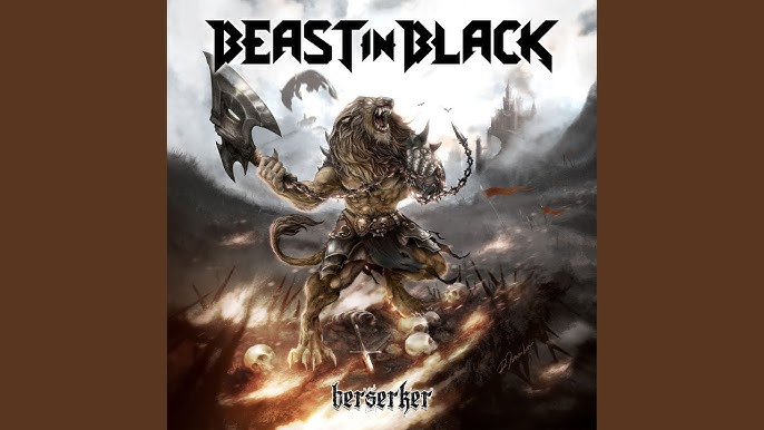 Beast In Black Blind And Frozen Official Video Youtube
