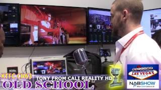 OLD SCHOOL TV NAB SHOW 2013 PT10