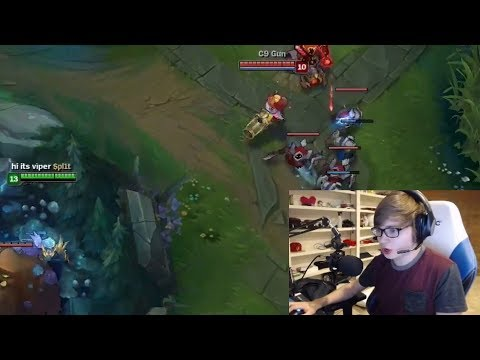 Viper's Inhuman Play To Ambush Sneaky | Shiphtur's Hook Prediction ft. QT | Sneaky duo Yassuo | LoL