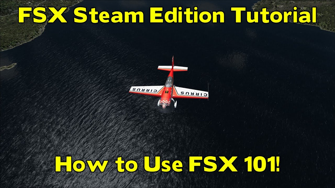 Fsx Learning Center Pdf