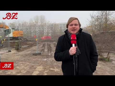 Die Entschärfung Der Weltkriegsbombe In Hellerdorf