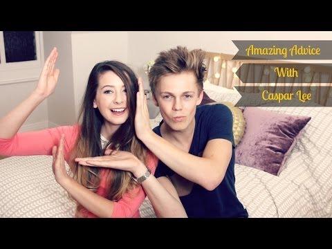 Advice with Caspar Lee | Zoella