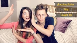 Advice with Caspar Lee | Zoella