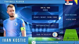 Ivan KOSTIC * CD * HIGHLIGHT * 2018