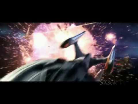 STAR TREK - Sovereign Class Starship Firepower