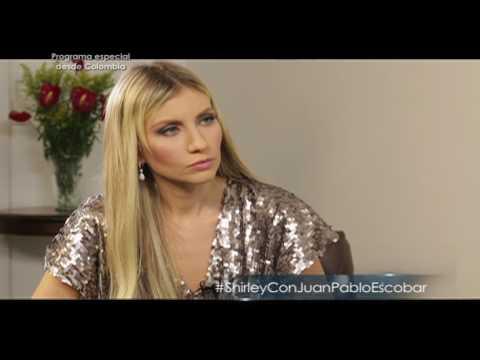 SHIRLEY- Entrevista con Juan Pablo Escobar, hijo de Pablo Escobar (PARTE 1)