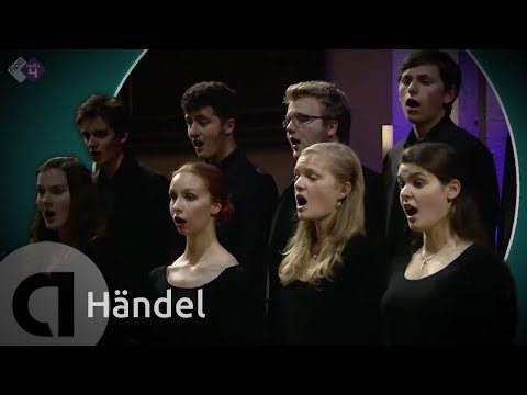 European Union Baroque Orchestra - Händel: Conc. Gr. Op. 3 nr. 2, Ode for the Birthday of Queen Anne