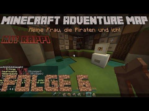 Die Rätselhöhle | Minecraft Adventure | Meine Frau, die Piraten und ich #6 | mit Rappi