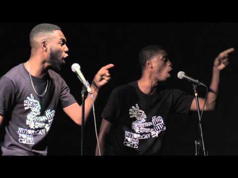 "National Poetry Slam Semi-Finals 2015 - Nuyorican Poets Café ""Pick Up for Samir Hill"""