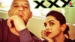Deepika Padukone Joins Vin Diesel in 'XXX: The Return of Xander Cage' | New Movie