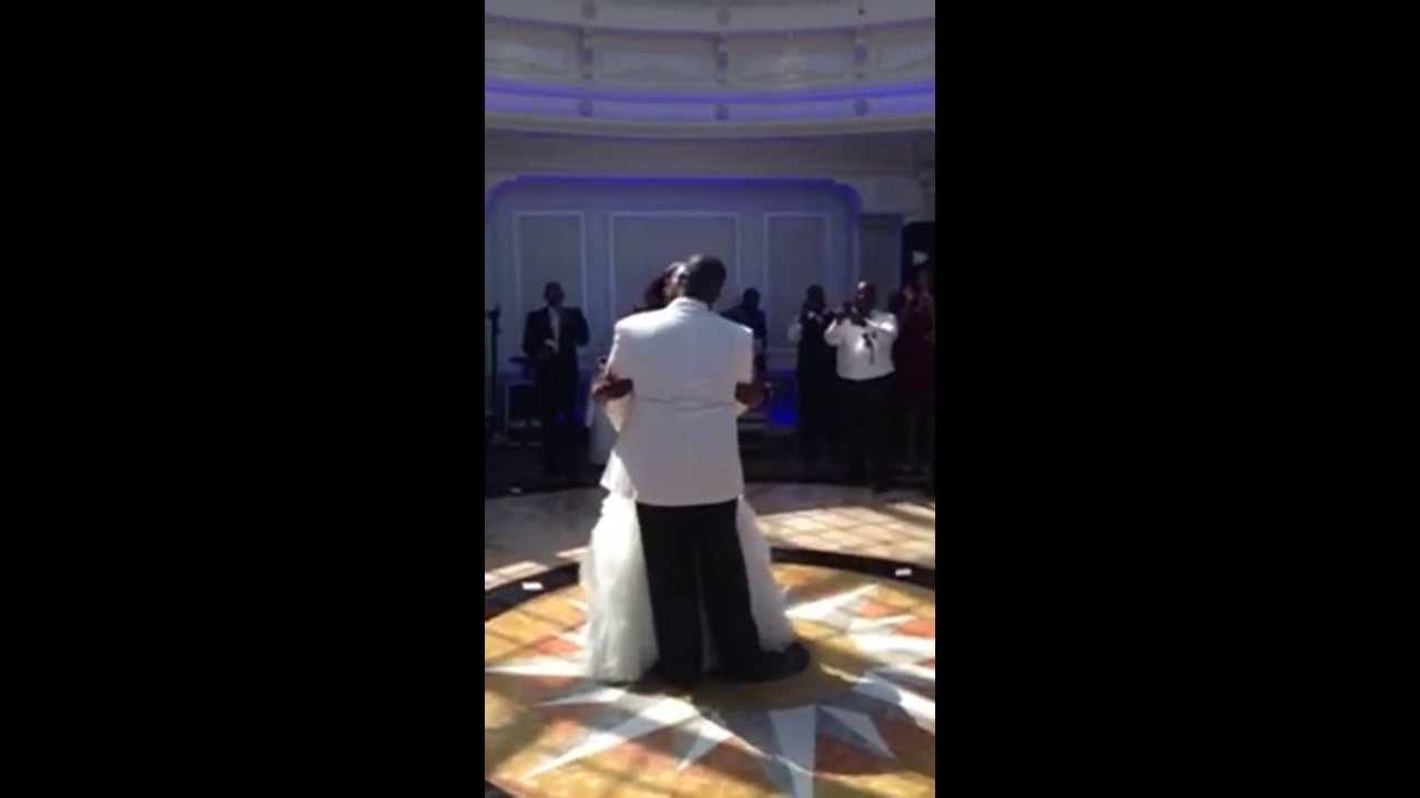 mr amp mrs david brasiers wedding 1st dance forever by