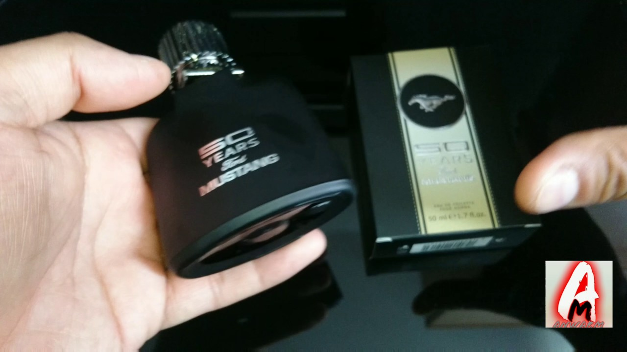 ford mustang 50 years mens fragrance review youtube. Black Bedroom Furniture Sets. Home Design Ideas