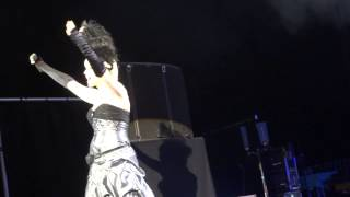 The Cranberries - Dreams (live Halle Tony Garnier Lyon 20/11/12)