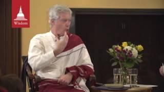 Alan Wallace Shamatha Live Interview, Talk, Q&A