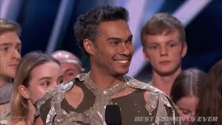 TOP 5 INCREDIBLE GOLDEN BUZZER Auditions America's Got Talent 2018 ¦ BEST MOMENTS EVER