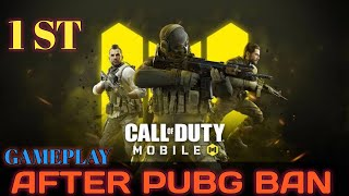 Download CALL OF DUTY    AFTER PUBG BAN    FIRST TDM GAMEPLAY #call of duty