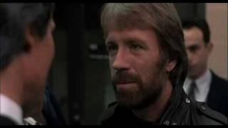 Chuck Norris wants his Columbian Necktie right now