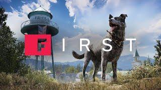 Far Cry 5: Boomer Is A Good Boy - IGN First