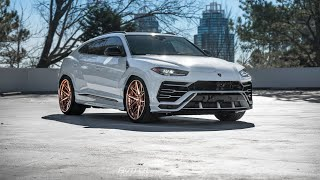 Lamborghini Urus Exhaust Sound  X Fi EXHAUST X Butler Tires and Wheels
