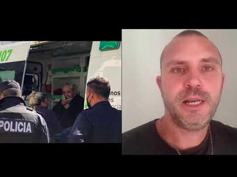 Le suspenden la licencia de conducir a Carlaván Goñi - Mauro Plaide
