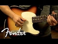 Fender 1959 Relic Esquire Demo | Fender
